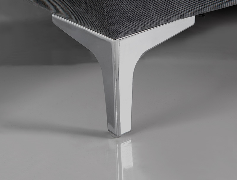 Metal leg series for sofa